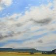 Fintry Hills From Ballinton