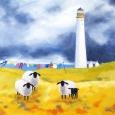 Scottish Lighthouse, Ferryden