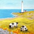 Scurdy Ness Lighthouse