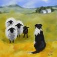 Ben Ledi With Sheepdog