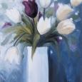 One Black Tulip